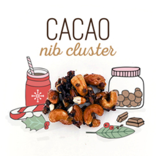 medium image of cacao nib clusters-30g
