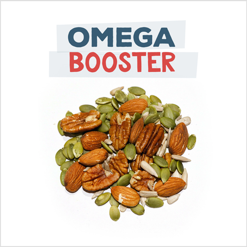 image of omega booster-30g