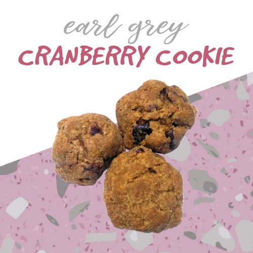medium image of earl grey cranberry cookies-30g