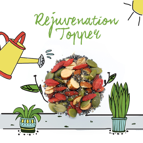 medium image of rejuvenation topper