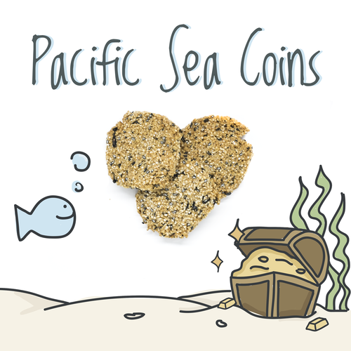 medium image of pacific sea coins