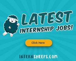 Latest internship jobs at internsheeps.com