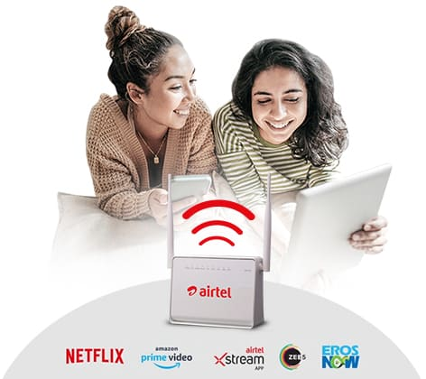 Airtel online registration