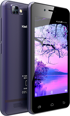 KRBONN A40 4G PHONE, AIRTEL SMARTPHONE