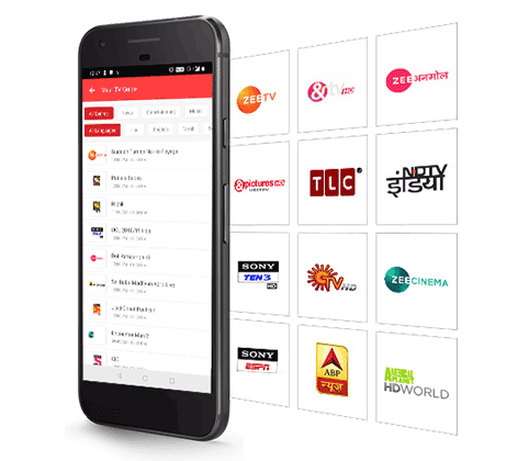 MyAirtel App is Now Airtel Thanks- Enjoy Live Tv on App