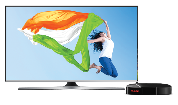 Airtel DTH/Digital TV Connection Online, Buy DTH HD @1690