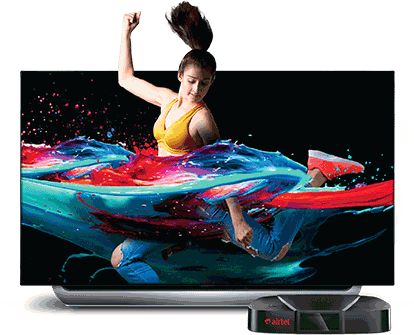 Get Second Airtel Digital TV - Book Multiple Airtel DTH