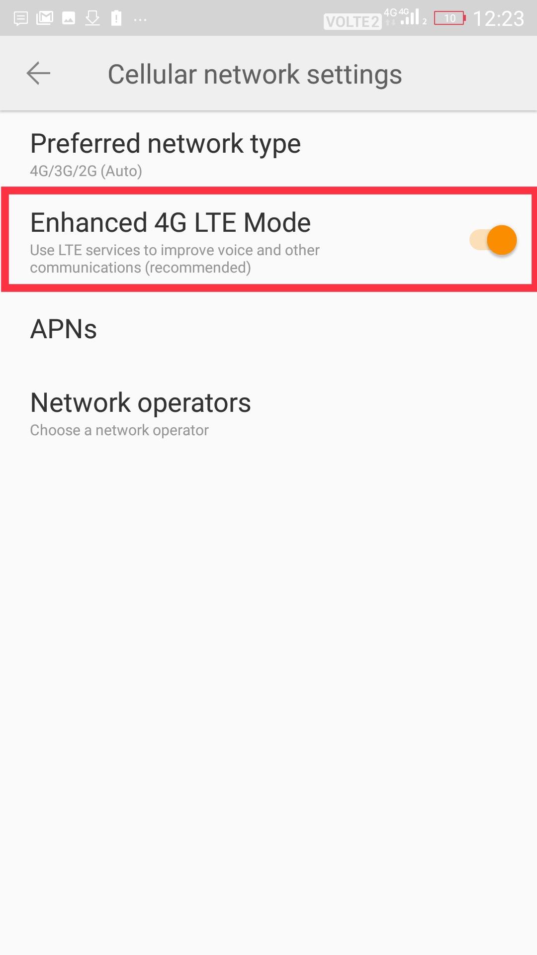 Airtel apn settings for mobile partner
