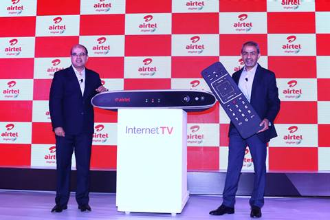 Airtel Launches Internet TV for Digital Homes