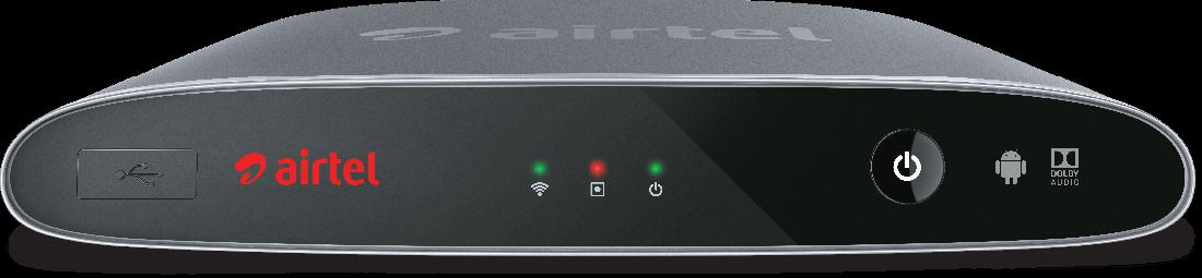Buy Airtel Internet TV Box With Mega HD Pack Online