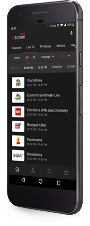 Airtel TV App is now Airtel Xstream - Enjoy Live TV, Movies