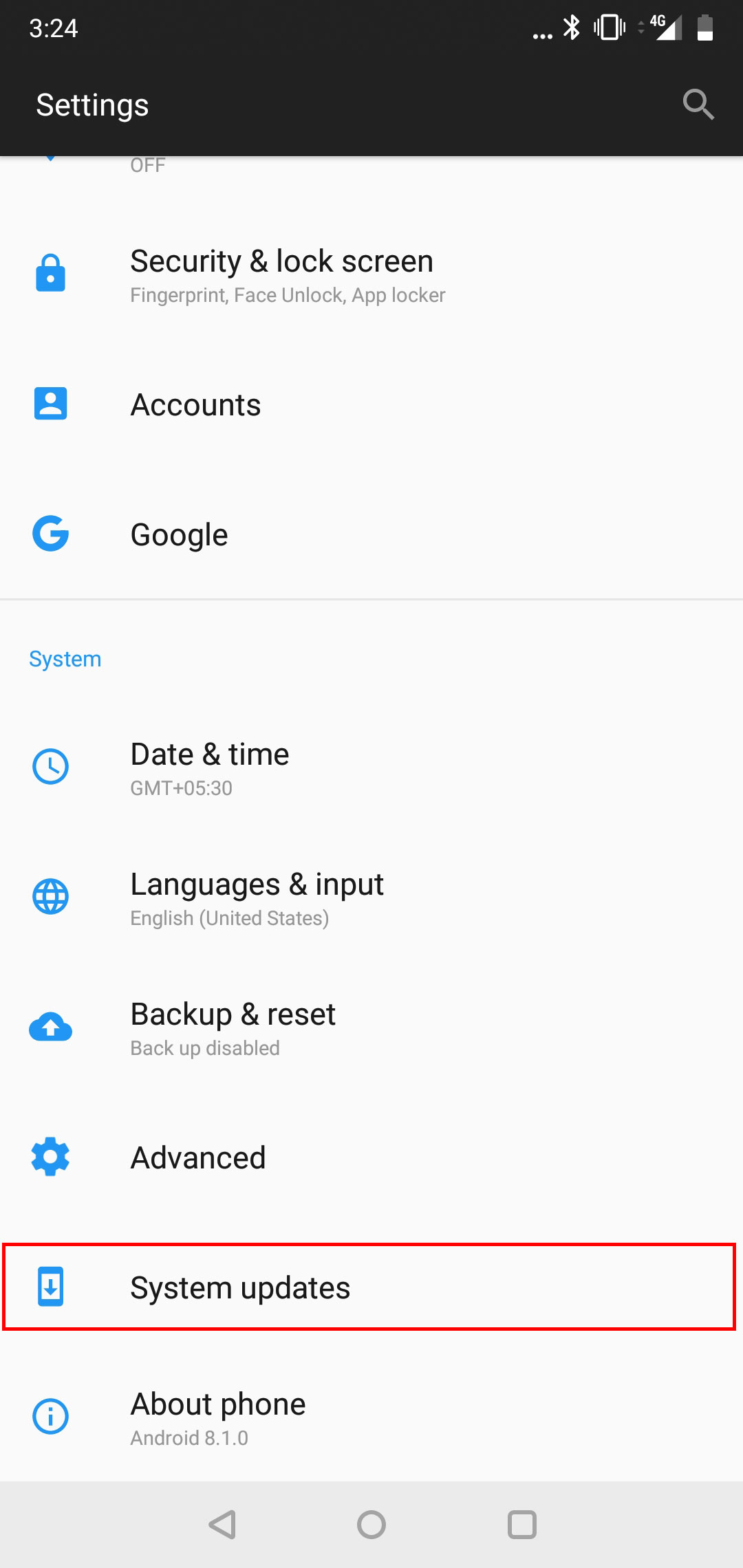 Airtel : Switch Volte Beta