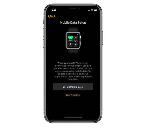 Activate Airtel Postpaid Number on Apple Watch Series 3