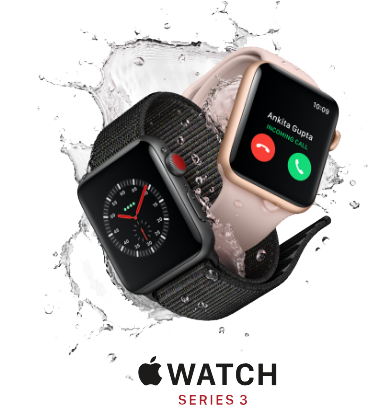 060a8a231 Buy Apple Watch Series 3 at Best Price From Airtel Online Store