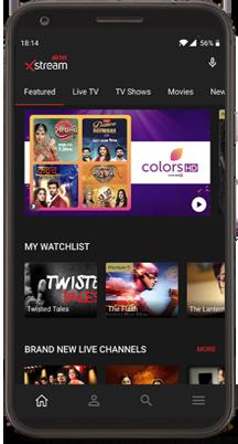 Airtel TV App is now Airtel Xstream - Enjoy Live TV, Movies