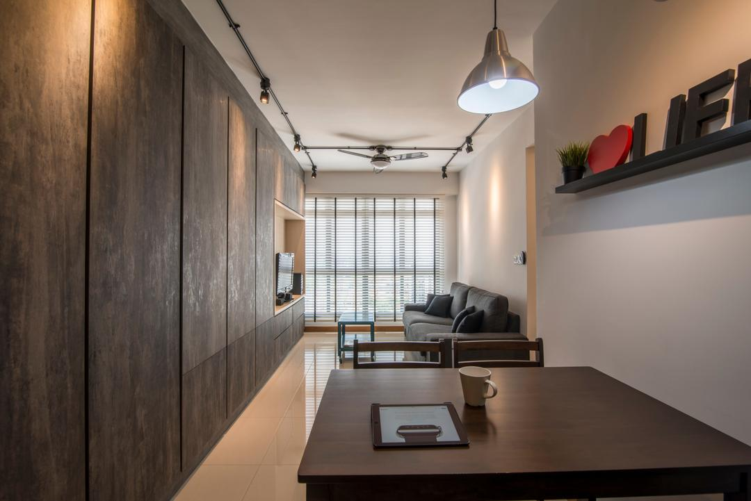 Couple Abode - Anchorvale Crescent