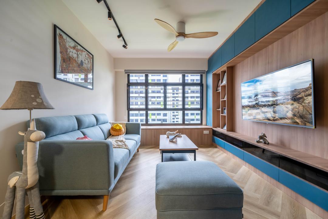 Design 4 Space - Tampines North Drive 1