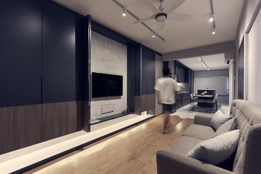 Happe Design Atelier - Ang Mo Kio Avenue 9