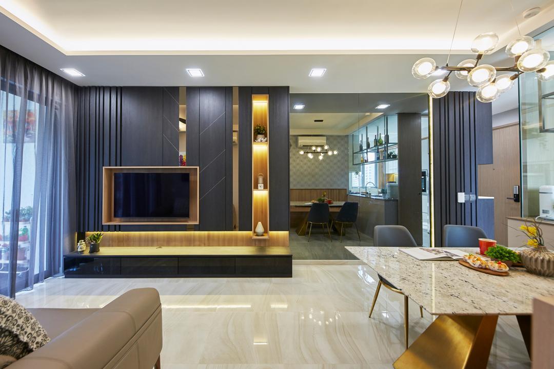 SHE Interior Design - High Park Residences