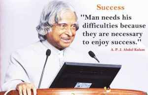 Scholar success story Dr. A. P. J. Abdul Kalam at Buddy4Study