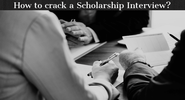 Scholarship Interview - Types of Questions Asked & Tips to Prepare