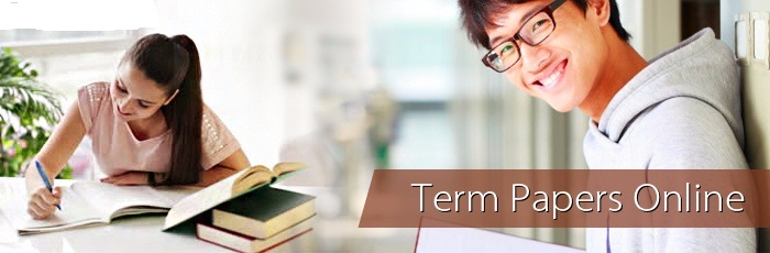 Buying term papers line