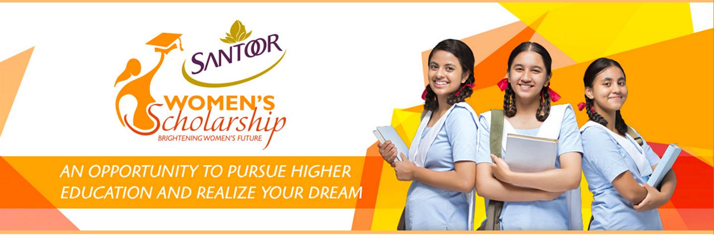 Scholarships For Women >> Santoor Women S Scholarship Dates Eligibility Application