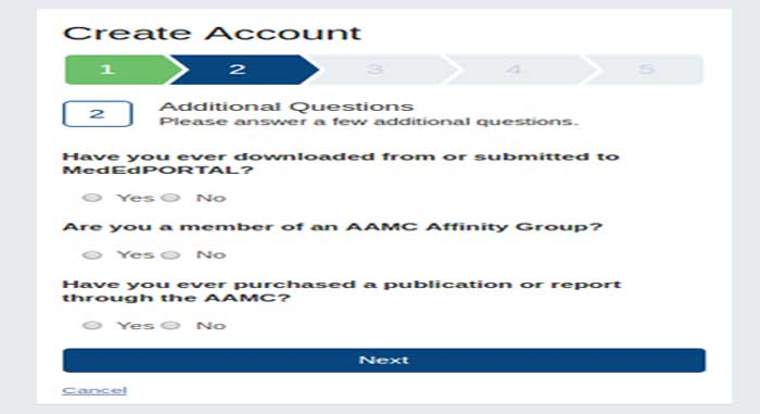 MCAT-registration-step 5