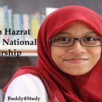 Begum Hazrat Mahal National Scholarship – Minority scholarship for girls