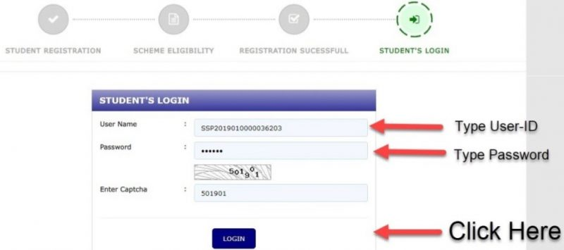 Student Log-In