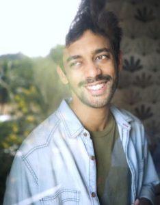 Sandeep Rajguru - Media Studies graduate, State level Baseball player