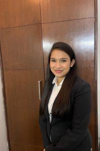 Shefali Chhaya - Television Anchor, Tourism Graduate