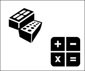 Bricks & Blocks Calculator