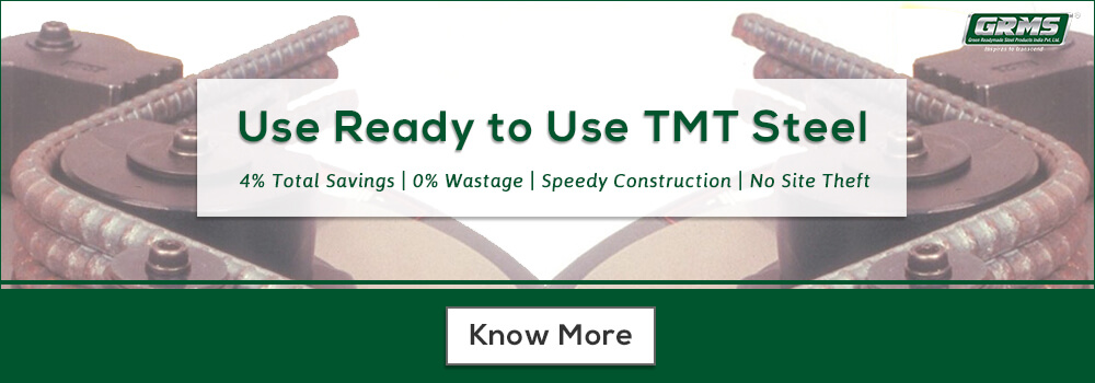 Buy Ready to Use TMT Steel