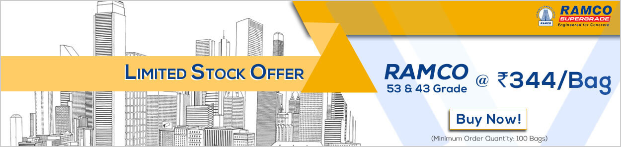 Ramco Cement offer