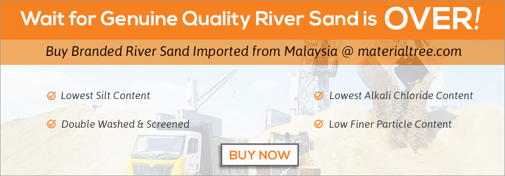 Buy Genuine Quality River Sand Online