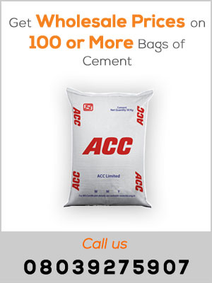 Cement Offer Price