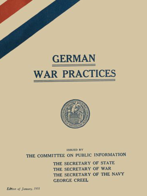 German-War-Practices-,-Part-1-:-Treatment-of-Civilians