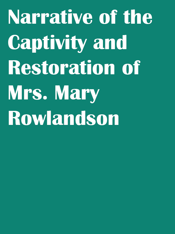Narrative-of-the-Captivity-and-Restoration-of-Mrs.-Mary-Rowlandson