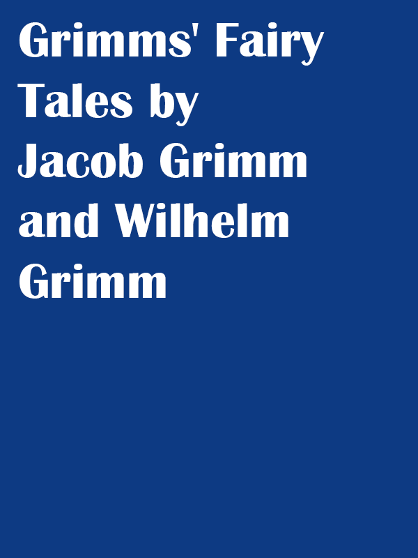 Grimms'-Fairy-Tales