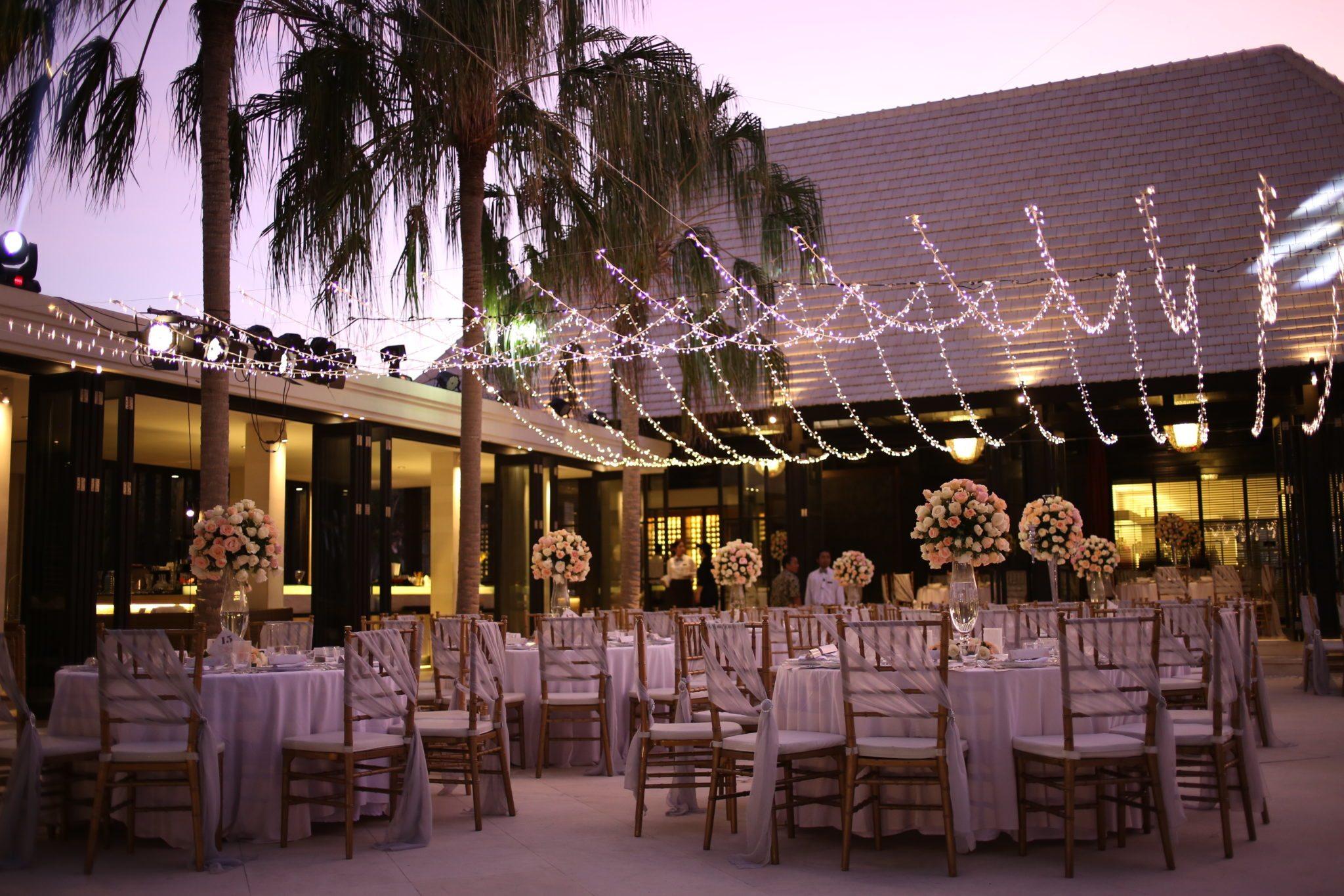 stellar wedding | butterfly event styling