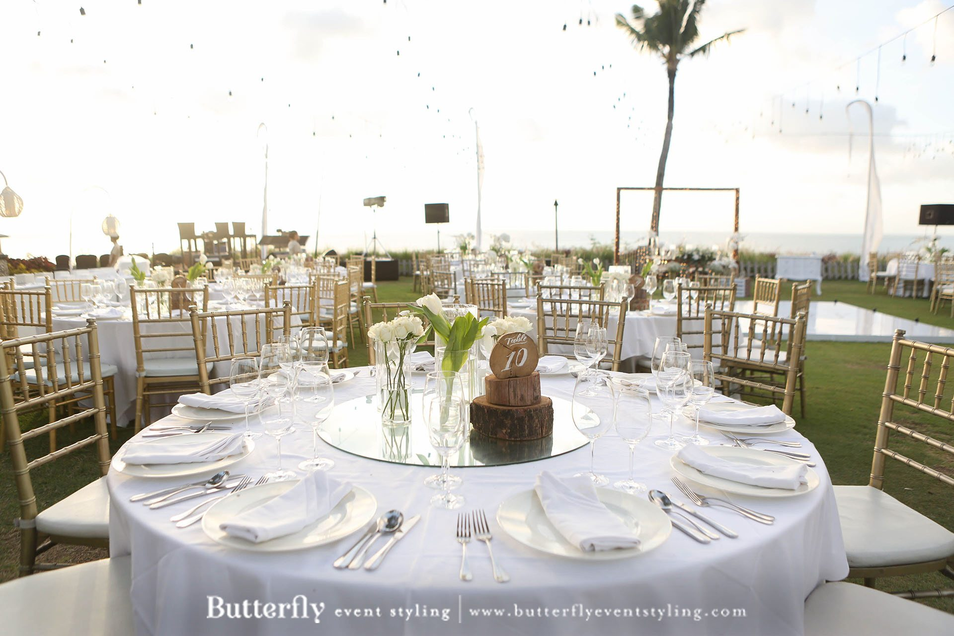 9 Ways To Make A Small Venue Look Bigger Butterfly Event Styling