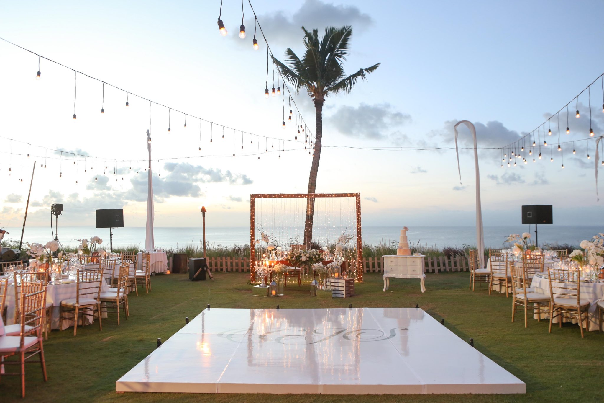 Wedding Decoration Bali Butterfly Event Styling