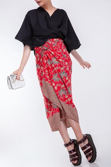Jual Baju Batik Wanita harga 100 ribuan - Beli Online Murah di 8Wood 0e04088862