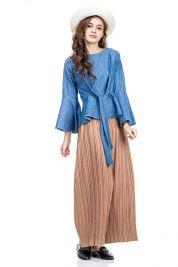 Brown Pleated Pants 102-prd_13824059996400_1496389425.jpg