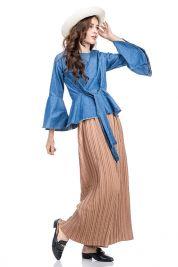 Brown Pleated Pants 102-prd_13824061625200_1496389426.jpg