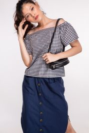 Off Shoulder Top Checkered-prd_17344001756300_1536405573.jpg