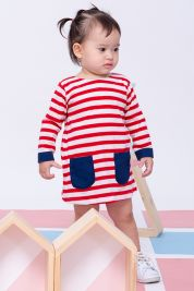 Pocket Dress Red Stripe-prd_17419069617900_1536937392.jpg