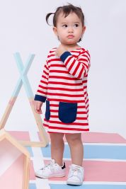 Pocket Dress Red Stripe-prd_17419078482600_1536937393.jpg