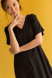 Ruffle Hem Maxi Dress Black-prd_17797092476800_1563799542.jpg
